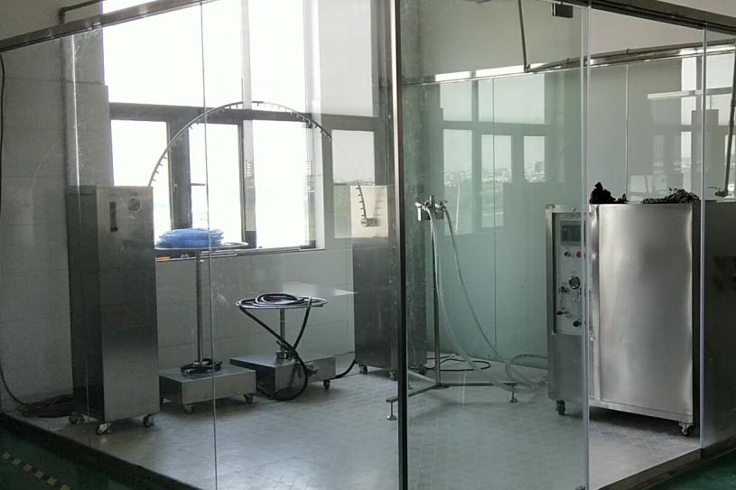 防水试验房